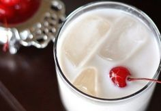"""A friend introduced me to the dessert cocktail """"Nuts and Berries."""" Pour 1 ounce Frangelico hazelnut liqueur, 1 ounce Chambord raspberry liqueur into an old-fashioned glass filled with ice. Stir. Top with Baileys Irish Cream, stir again and enjoy."""