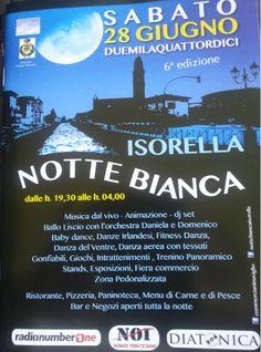 Notte Bianca a Isorella http://www.panesalamina.com/2014/22960-notte-bianca-2014-isorella.html