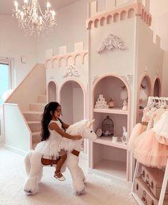 Kids Bedroom Designs, Room Design Bedroom, Kids Room Design, Bed Designs, Princess Bedrooms, Princess Room, Little Princess, Bed For Girls Room, Little Girl Rooms