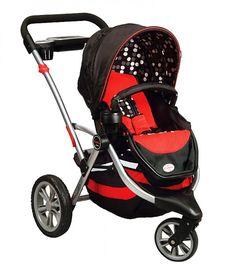 Great single baby stroller!