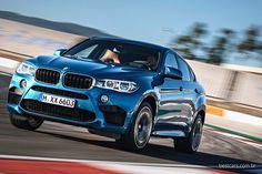 BMW X5 M e X6 M, com motor V8 biturbo, vão a 575 cv   Best Cars