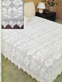 My Paraiso: bedspread and blanket