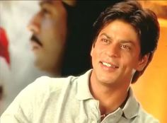 SRK at Paheli promotions