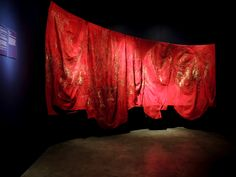 Swati Kalsi, Textile Installation titled 'SHE LL'