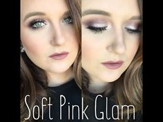 Soft Pink Date Night Glam | Kaylee Lyn Beauty