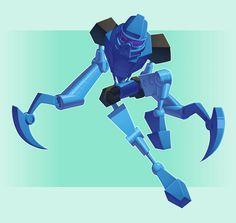 Gali Mata by BreakerOfSockets on DeviantArt Character Concept, Concept Art, Abs And Cardio Workout, Robot Art, Robots, Bio Art, Lego Bionicle, Lego Design, Conceptual Design