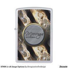 SFMM 11-1A Image Options Zippo Lighter