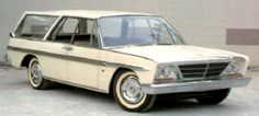 http://chicerman.com  carsthatnevermadeit:  Studebaker Lark Skyview 1963. Brooks Stevens design for a new generation Lark which was based heavily on the existing car but which still didnt make it down the production line before Studebaker went out of business  #cars