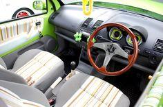 VW Lupo interior