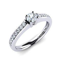 GLAMIRA Ring Paris 0.25crt versandkostenfrei   GLAMIRA.de