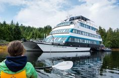 Alaskan Dream Cruises - 10 Incredible Yachts That Sail Around the World