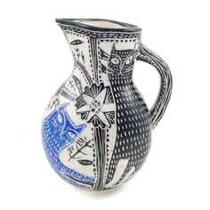 """Eden"" jug by Vicky Lindo Ceramics"