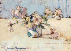 Anne Redpath (1895–1965) was a Scottish artist. Still-life | Nature morte
