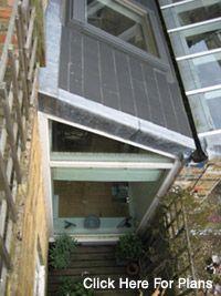 Erschwingliche Pergola Kits id: 2703500142 - Terrace Roof Side Return -