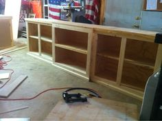 Custom bookshelf - Woodworking Talk - Woodworkers Forum