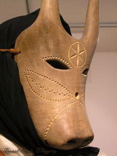 sardinian mask