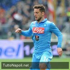 """SEMPRE E comunque Napoli: Ag. Mertens: """"Ci sono dei club interessati, incont..."""
