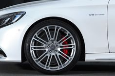 Mercedes-Benz S63 AMG Coupe upgraded to 720 HP by IMSA - Photos