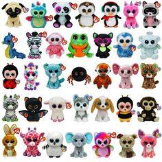 "$5.31 (Buy here: https://alitems.com/g/1e8d114494ebda23ff8b16525dc3e8/?i=5&ulp=https%3A%2F%2Fwww.aliexpress.com%2Fitem%2FOriginal-Beanie-Boos-Big-Eyes-Plush-Toy-Doll-Husky-Cat-Owl-Unicorn-Baby-Kids-Gift-6%2F32706140036.html ) TY Beanie Boos Original Teddies 15cm Plush Teddy Collectible Soft Toys Big Eyes Plush Toy Doll Husky Cat Owl Unicorn 6"" 15 cm for just $5.31"