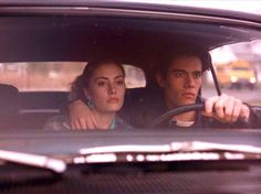 """Shelly Johnson and Bobby Briggs,""""Twin Peaks"""" distorted my ideals regarding men real bad,for a long time... #badbadboys"""
