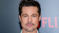 Brad Pitt Wears Nothing but a Tee and Jeans Makes Our Mouths Water