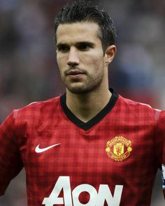 Robin Van Persie is a key player for Manchester United, and became world famous while playing for his native Netherlands at the 2014 World Cup in Brazil.