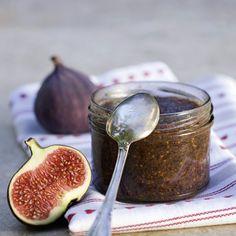 Feigenkonfitüre mit Mohn Rezept | Küchengötter
