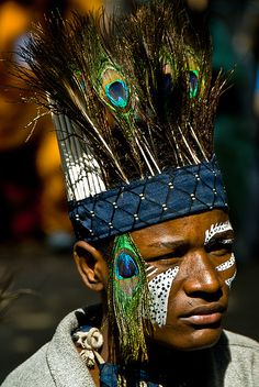 India. Siddi (Afro-Indian) Performer. Ethnic group of blacks of African descent in India
