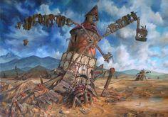 Jaroslaw Jasnikowski - Triumphant Don Quixote (2008) Triumph has become a reality. Definitely a website worth checking out!