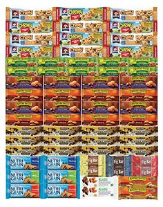 Healthy Snacks To Go Healthy Mixed Snack Box & Snacks Gift Variety Pack (Care Package 66 Count) * Click on the image for additional details. (This is an affiliate link) #healthysnackvarietybox