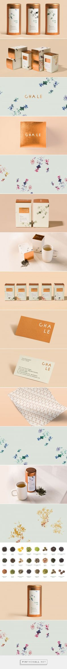 Cha Le Tea Branding and Packaging by Glasfurd and Walker | Fivestar Branding Agency – Design and Branding Agency & Curated Inspiration Gallery