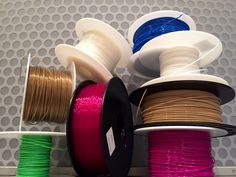 A Curious Thing About 3.00 vs 1.75mm 3D Printer Filament #3Dprinting
