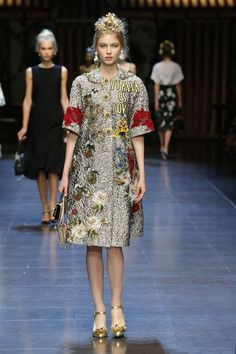 Dolce & Gabbana Spring / Summer 2016 Collection