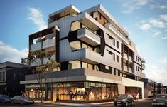 Zac Apartments, Prahran Victoria