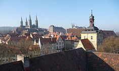 Town of Bamberg (Germany) Vatican City, Paris Skyline, Germany, Pictures, Travel, Wallpaper, Top, Bamberg, Brewery