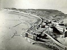 Le Corbusier, Argel 1930
