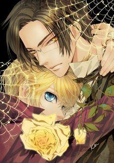 Alois x Claude (Kuroshitsuji)