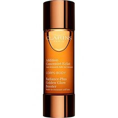 Best gradual fake tan: Clarins Radiance-Plus Golden Glow Booster for Body Safe Tanning, Best Tanning Lotion, Tanning Tips, Suntan Lotion, Body Lotion, Good Fake Tan, Spray Tan Tips, Gradual Tan, Day Glow