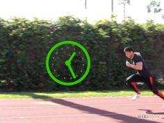 Hoe kan je Sneller sprinten -- via wikiHow.com