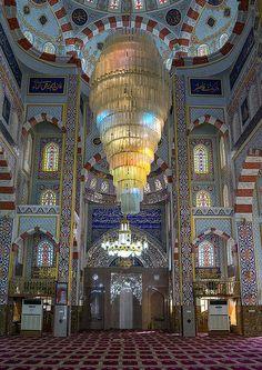 ˚Jalil Khayat Mosque - Erbil, Kurdistan, Iraq
