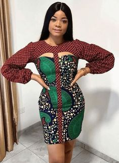 Short African Dresses, African Inspired Fashion, Latest African Fashion Dresses, African Print Dresses, African Print Fashion, Africa Fashion, Latest Ankara Dresses, Ankara Gowns, Ankara Fashion