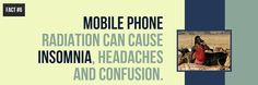 facts about Mobile Phones...