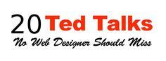 20 Ted Talks No Web Designer Should Miss