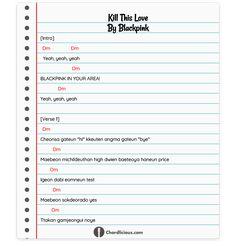 24 Chord Lagu Korea K Pop Ideas Ukulele Songs Ukulele Chords Ukulele