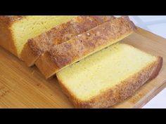 PAN DULCE KETO| Receta de pan o bizcocho fácil para la dieta keto y diabéticos (pan dulce) - YouTube Keto Bread, Bread Baking, Food N, Food And Drink, Almond Flour Bread, Keto Friendly Desserts, Keto Cake, Fodmap, Sin Gluten