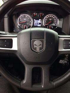 The Punisher 2010 Dodge Ram 1500 Quad Cab 16341985