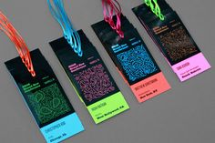 Vinyl FPO: 2016 Brand New Conference Badges