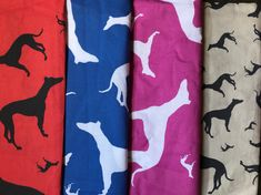 Excited to share this item from my shop: Mix of two dog breed silhouette Fat Quarters bundle quilting sewing ZukieStyle Designer cotton fabric arts crafts sewing machine home furni Fabric Art, Fabric Crafts, Cotton Crafts, Fabric Design, Sewing Crafts, Cotton Fabric, Wreath Crafts, Fat Quarters, Dog Breeds
