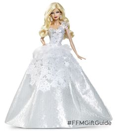 Enter for a chance to #WIN a 2013 Holiday Barbie™ on Fab Frugal Mama's Holiday Gift Guide event!