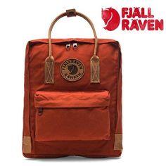 Fjallraven Kanken Official No. 2 G-1000 Heavy Duty Unisex Backpack